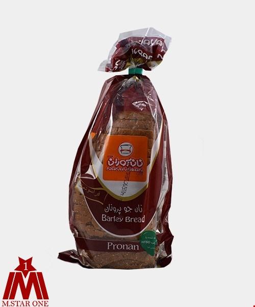 این نان سرشار از آنتی اکسیدان ها ، ویتامین ها و فیبرها است که با عطر وطعمی منحصر به فرد خواص زیادی را به شما هدیه می کند. تست شده ی این محصول لذیذ تر است.