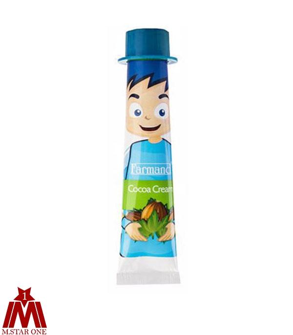 کرم کاکائو عروسکي 30 گرمي محصول شرکت فرمند