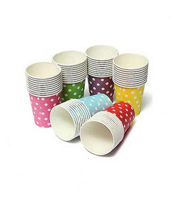 لیوان یک بار مصرف کاغذی