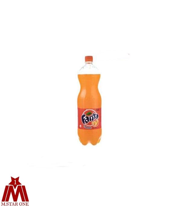 نوشابه پت 1/5 ليتري پرتقالي فانتا