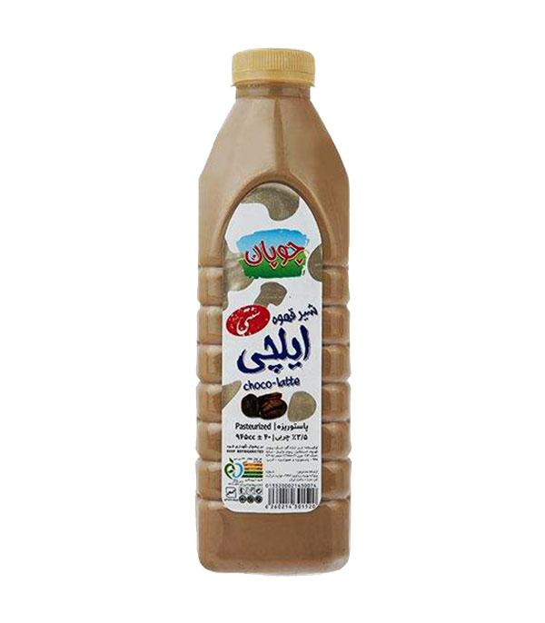 شير قهوه پاستوریزه سنتی سي سي ايلچي محصول شرکت چوپان(2.5%چربی)