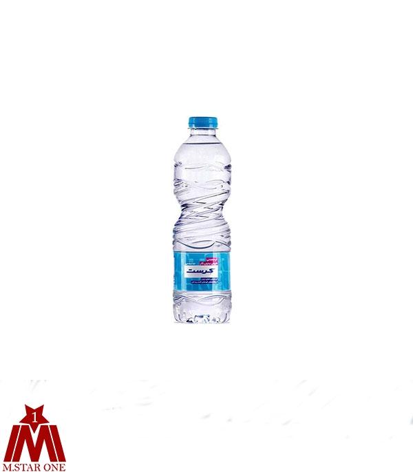 آب معدني 0/5 ليتري کرست