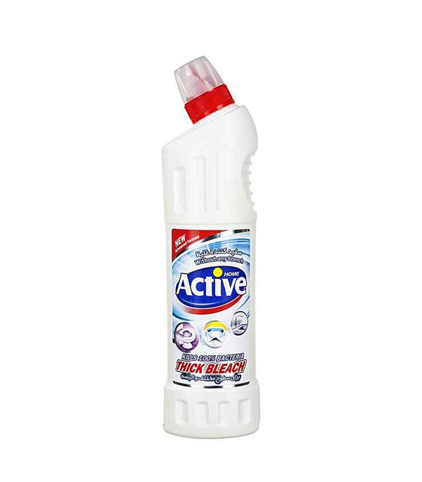 سفیدکننده غلیظ 750 گرمی سفید اکتیو