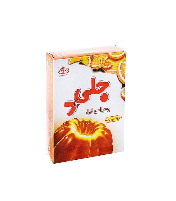ژله پرتقال 100گرمي دراژه