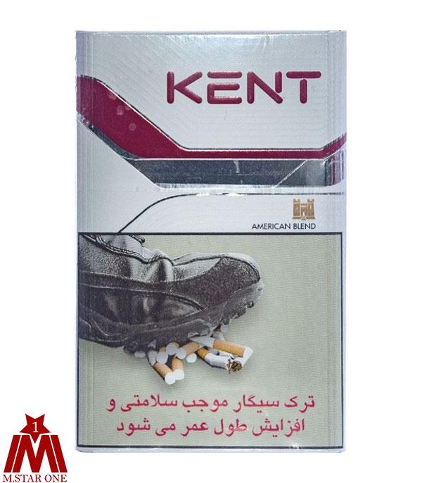 سیگار کنت قرمز
