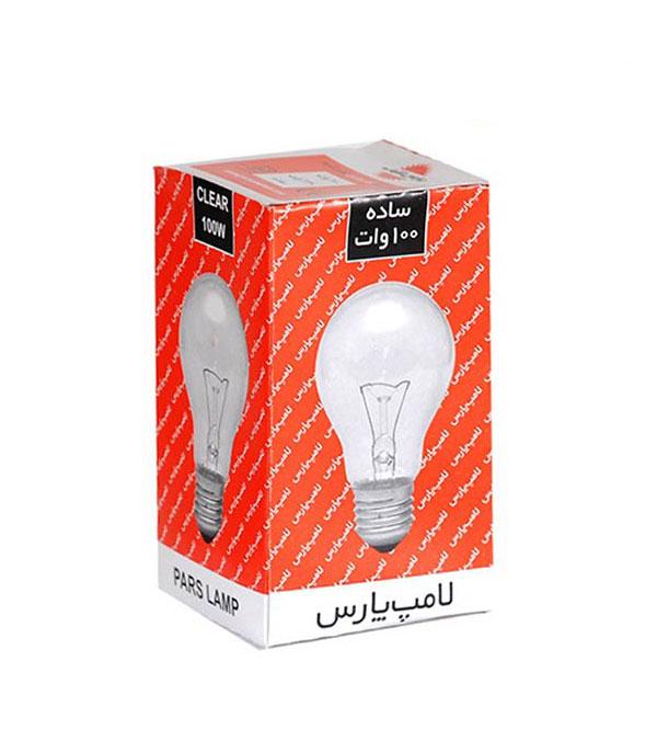 لامپ روشنائي 100 وات پارس